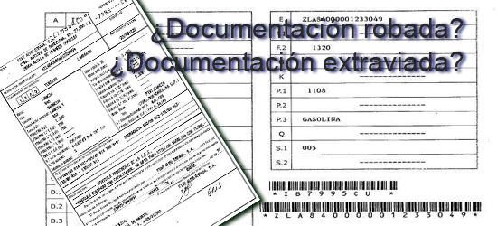Documentación de un coche